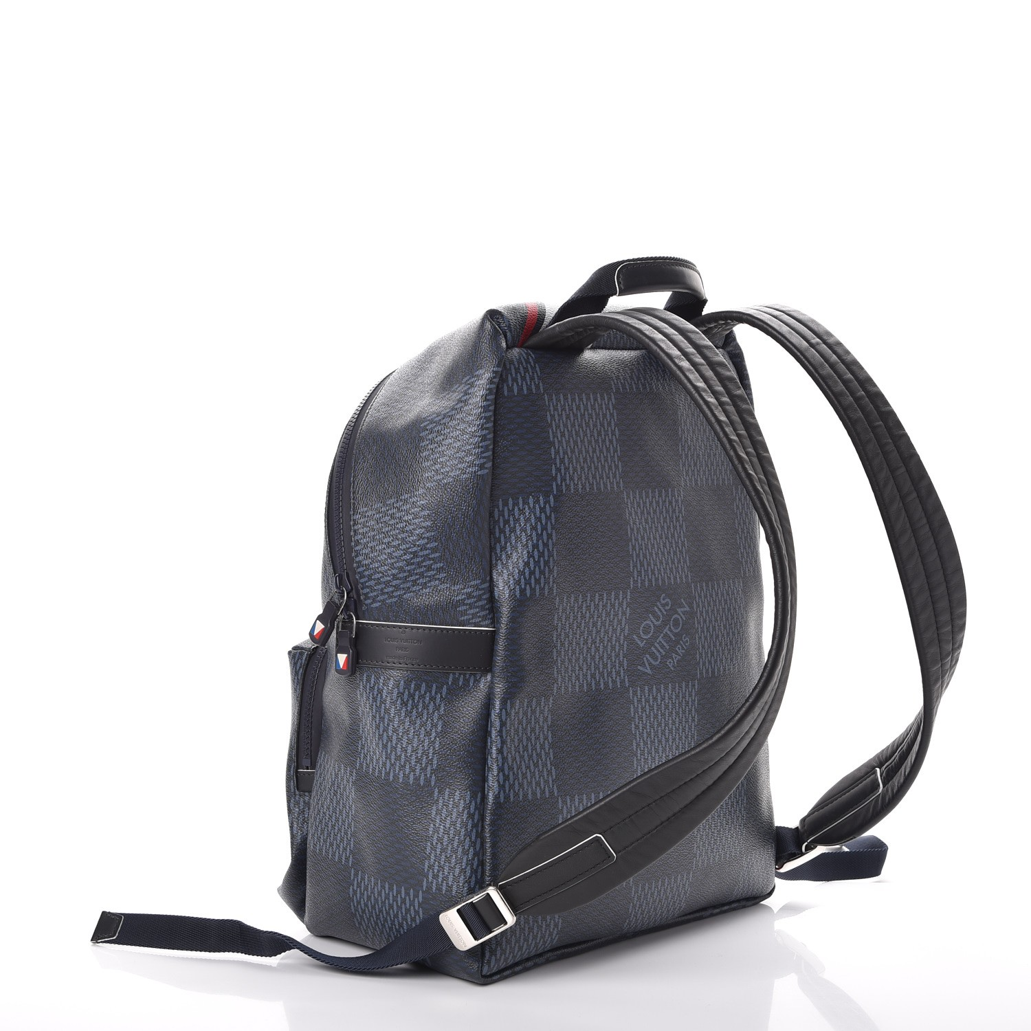 33f9dca07c77 LOUIS VUITTON Latitude Damier Cobalt Americas Cup Apollo Backpack. Empty.  Pinch Zoom