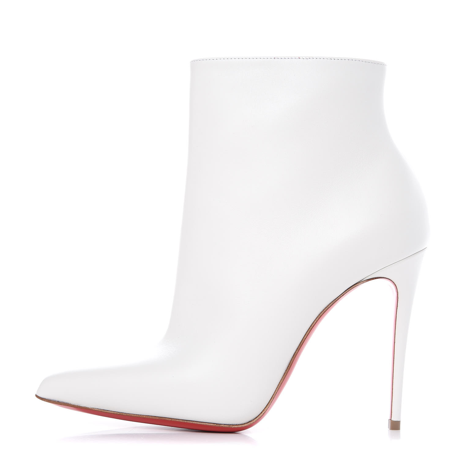 finest selection 594ea 4aa2a CHRISTIAN LOUBOUTIN Calfskin So Kate Booty 100 Ankle Boots ...