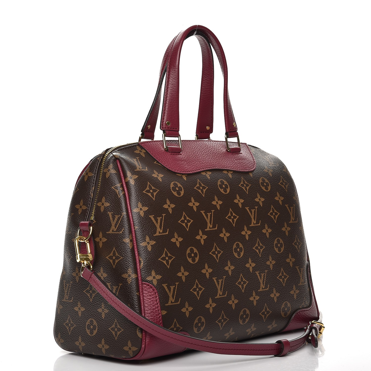 6e27ea4c4300 LOUIS VUITTON Monogram Retiro NM Aurore 224303