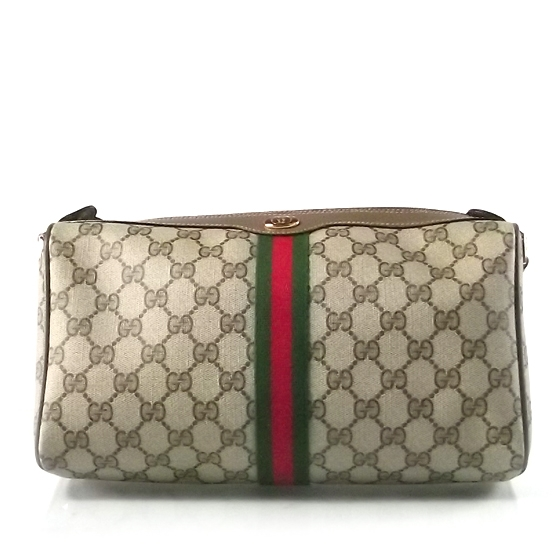 2df4631ea1 GUCCI Monogram Accessory Collection Shoulder Bag 17764