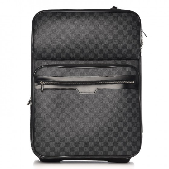 9688ac419ecd LOUIS VUITTON Damier Graphite Pegase 55 Business 263726