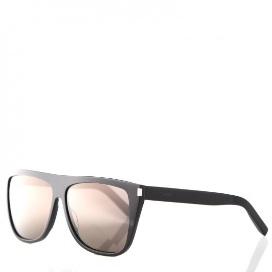 7d7123cc037 Saint Laurent SL1 Sunglasses Black 214941