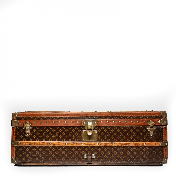 e8978fe3d520 LOUIS VUITTON Monogram Small Cabin Trunk 206571