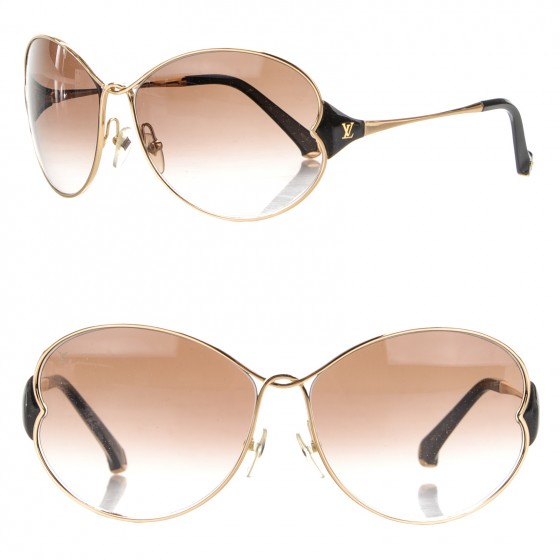 8430b090a9d LOUIS VUITTON Daisy Sunglasses Z0262U Marron. Empty. Pinch Zoom. ‹ › ‹ ›