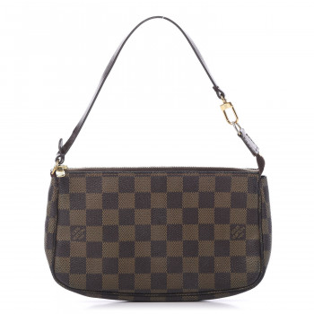 LOUIS VUITTON Damier Ebene Pochette Accessories