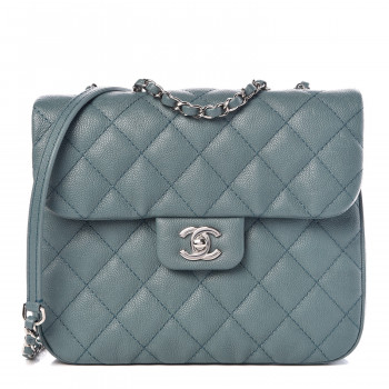 480dfa44529d CHANEL Caviar Quilted Medium Urban Companion Flap Blue. Louis Vuitton