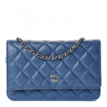 17ba99a156e ... wallet on chain chanel wallet on chain pre owned handbags ...