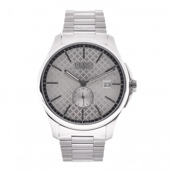 GUCCI Stainless Steel 40mm G-Timeless Automatic Watch