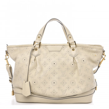 LOUIS VUITTON Mahina Stellar PM Ivory