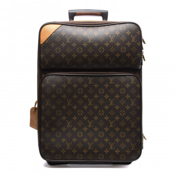 LOUIS VUITTON Monogram Pegase 50 Business