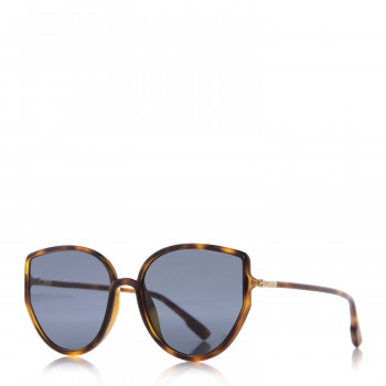 CHRISTIAN DIOR So Stellaire 4 Sunglasses Tortoise