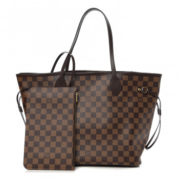 LOUIS VUITTON Damier Ebene Neo Neverfull MM