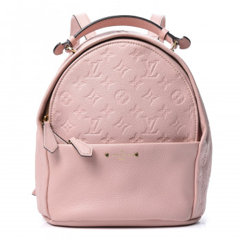 LOUIS VUITTON Empreinte Sorbonne Backpack Rose Poudre