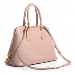 5667a8b06390 PRADA Saffiano Lux Top Handle Bag Cameo. Empty. Pinch/Zoom. ‹ › ‹ ›